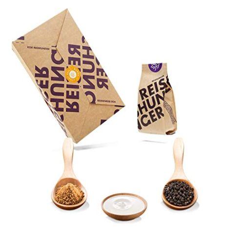 Reishunger Mango Sticky Reis Box