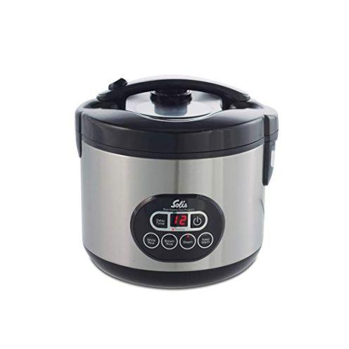 Solis Reiskocher und Dampfgarer