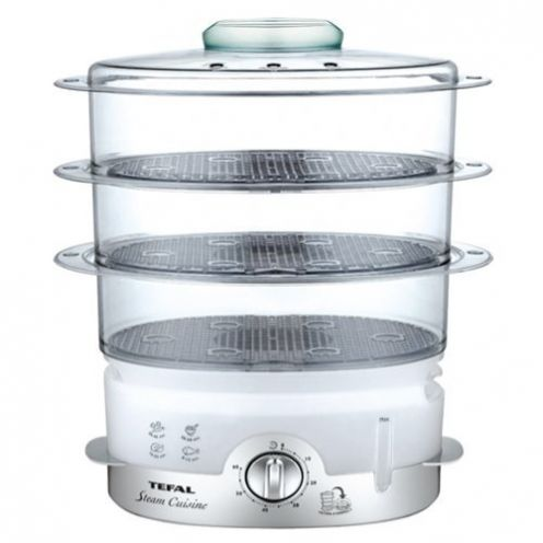 Tefal VC1006 Dampfgarer Ultra Compact