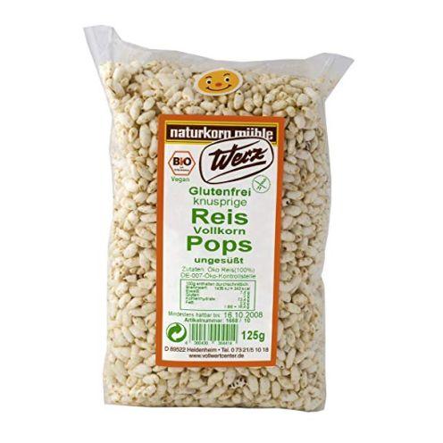 Werz Vollkorn-Reis gepufft ungesüßt