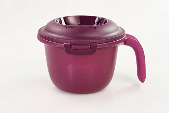 Tupperware Mikrowelle Junior-Reis-Meister 550 ml lila