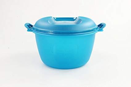 Tupperware Mikrowelle Reis-Meister 3,0 L blau